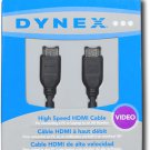 Dynex 6' High-Speed HDMI Cable