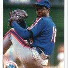 1990 Upper Deck 114 Dwight Gooden