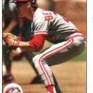1990 Upper Deck 186 Todd Benzinger