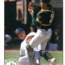 1990 Upper Deck 195 Ron Hassey