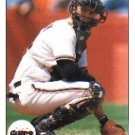 1990 Upper Deck 397 Terry Kennedy UER/(Career totals all/wrong)