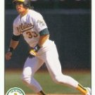1990 Upper Deck 66 Jose Canseco