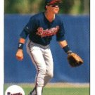 1990 Upper Deck 665 Mark Lemke UER/(Richmond misspelled/as