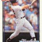 1991 Topps 202 Jim Leyritz