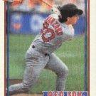1991 Topps 574 John Marzano