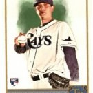 2011 Topps Allen and Ginter #20 Jeremy Hellickson RC