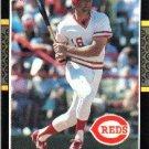 1987 Donruss #206 Ron Oester