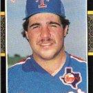 1987 Donruss #224 Pete Incaviglia RC *
