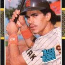 1987 Donruss #31 Benito Santiago