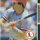 1987 Donruss #331 Mike LaValliere RC *