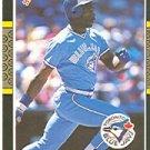 1987 Donruss #367 Willie Upshaw