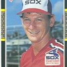 1987 Donruss #370 Bobby Thigpen RC