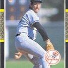 1987 Donruss #374 Rod Scurry