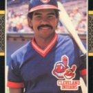 1987 Donruss #377 Tony Bernazard