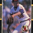 1987 Donruss #58 Mike Witt