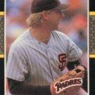 1987 Donruss #607 Dave LaPoint