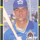 1987 Donruss #610 Dave Valle RC