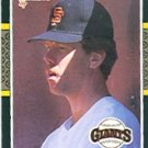 1987 Donruss #636 Mike LaCoss