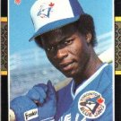 1987 Donruss #72 Tony Fernandez