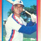 1990 Topps 228 Dave Martinez