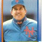 1990 Topps 291 Dave Johnson MG