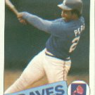 1985 Topps #219 Gerald Perry