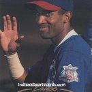 1998 Fleer Tradition #239 Lance Johnson
