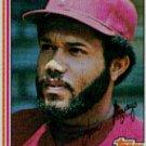 1982 Topps #449 Luis Aguayo