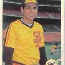 1984 Fleer #308 Sid Monge