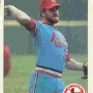 1984 Fleer #327 Jeff Lahti