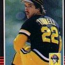 1985 Donruss #288 Lee Tunnell