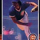 1985 Donruss #442 Dennis Eckersley