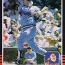 1985 Donruss #77 Bob Horner