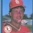 1986 Donruss #303 Ken Dayley