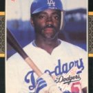 1987 Donruss #341 Reggie Williams