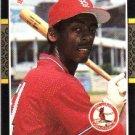 1987 Donruss #84 Willie McGee