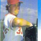 1987 Fleer #194 Tom Browning