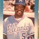1987 Fleer #527 Billy Sample