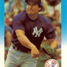 1987 Fleer Update Glossy #106 Mark Salas