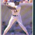 1989 Donruss Baseball's Best #32 Julio Franco