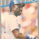 1989 Fleer 190 Jeffrey Leonard