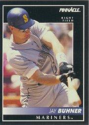 1992 Pinnacle #27 Jay Buhner