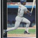 1992 Pinnacle #323 Eric Davis