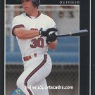 1992 Pinnacle #523 Chad Curtis RC
