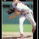 1992 Pinnacle #539 Jim Abbott