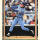 1992 Topps 137 Jeff D. Robinson