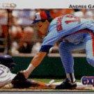 1992 Upper Deck 474 Andres Galarraga