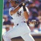 1993 Select #393 Bernie Williams