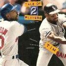 1994 Stadium Club #525 T.Raines/A.Dawson TALE