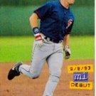 1994 Stadium Club #603 Jim Edmonds